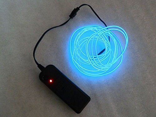 10ft-3M-Blue-LED-Lighting-Kit-Strip-Waterproof-Motorcycle-Boat-Car-RV-Truck