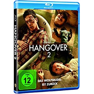 Hangover 2 Blu-ray