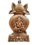JaipurCrafts Matel Wall Hanging Of Lord Ganesha On Kalash