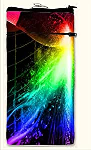 "Active Elements Fabric Case for Cell Phones Suitable for Large size of phones such as : Samsung Note 3 , Note 4, one plus one or just below the 7"" inch tablet"