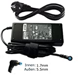 Genuine 90W AC Adapter Charger for Acer Aspire 5536 5551 5633 5733 5749 5920 5920g 6920 6920g 6930 6930g 6530 6530g 6935 6935g 7520 7520g 7720 7720g 8930 8930g Laptop Power Supply Unit with UK Mains Lead Power Cord Cable