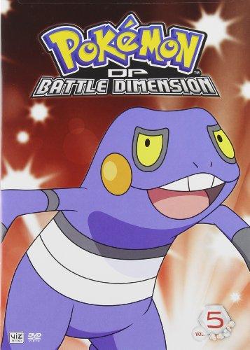 Pokemon: Diamond & Pearl Battle Dimension 5 [DVD] [Region 1] [US Import] [NTSC]