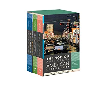 The Norton Anthology of American Literature (Eighth Edition)  (Vol. Package 2: Vols. C, D, E)