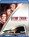 Star Trek VI: The Undiscovered Country [Blu-ray] [1991] [US Import]