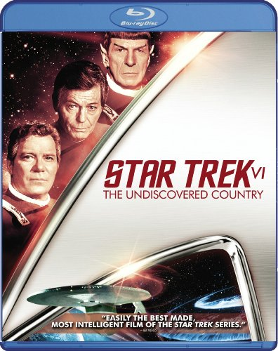 Blu-ray : Star Trek VI: The Undiscovered Country (Remastered, , Dubbed, Dolby, AC-3)