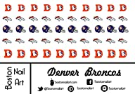 NFL – Denver Broncos Waterslide Nail…