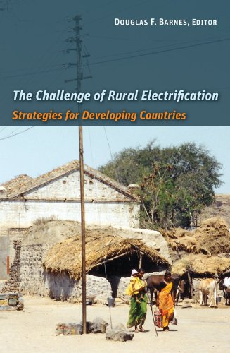 The Challenge Of Rural Electrification: Strategies For Developing Countries (Rff Press)