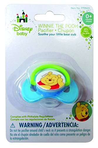 Winnie The Pooh Deluxe Pacifier - 1