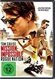 DVD Cover 'Mission: Impossible - Rogue Nation
