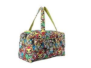 Ju-Ju-Be Starlet Travel Duffel Bag with Two Zippered Pockets from Ju-Ju-Be