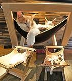 猫ちゃんの快適ベッド キャットハンモック