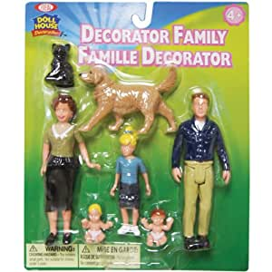 Decorator Family Set 7pcs-