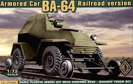 BA-64 (version draisine)