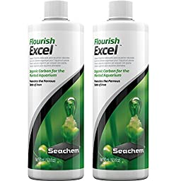 (2 Pack) Seachem Flourish 500 Milliliters each
