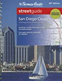 The Thomas Guide San Diego County Streetguide (Thomas Guide San Diego County, Ca Street Guide)