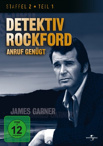 Detektiv Rockford - Staffel 2, Teil 1 [3 DVDs]