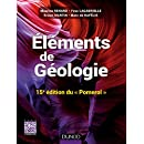 Eléments de géologie - 15e édition du Pomerol - Cours, QCM et site compagnon