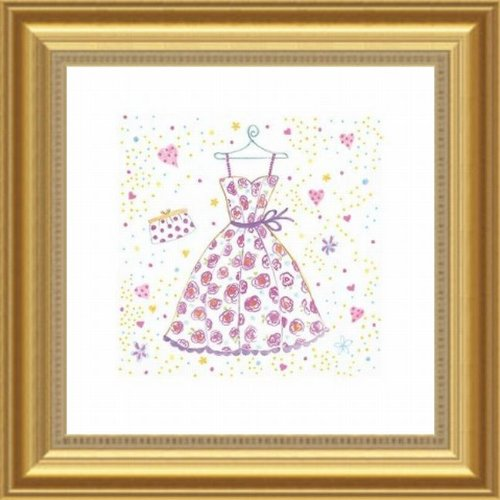 Barewalls Wall Decor by Rachel Taylor, My Favourite Party Dress