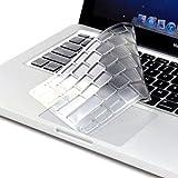 Hoye Clear TPU Keyboard Cover Skin for ASUS VivoBook S200 S200E X202 X202E X201 X201E Ultrabook Series