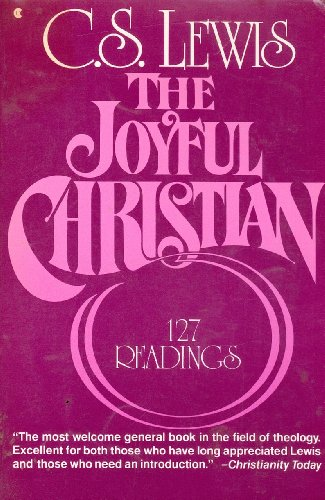 Joyful Christian, C.S. Lewis
