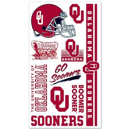 University Of Oklahoma Tattoos