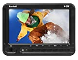 Marshall Electronics M-CT6-NEL3 Portable Camera Top Field Monitor with Nikon EN-EL3e Battery Charger (Black)