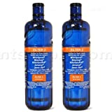 Whirlpool PUR Refrigerator and Ice Water Filter (W10413645A), 2-Pack