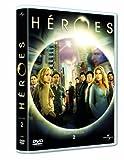 Héroes - 2ª Temporada [DVD] en Castellano