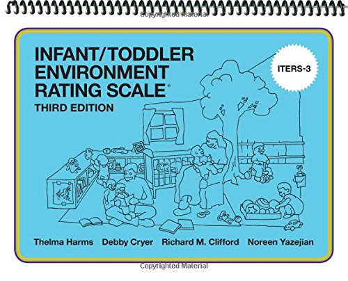 Infant/Toddler Environment Rating Scale (ITERS-3) [Harms, Thelma - Cryer, Debby - Clifford, Richard M. - Yazejian, Noreen] (Tapa Blanda)