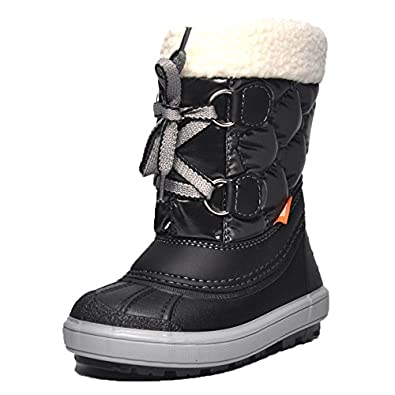 Amazon.com: Demar Furry Toddler Winter Boots: Shoes