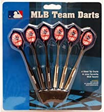 MLB New York Yankees Darts and Flights Set