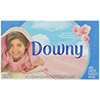 Downy Fabric Softener April Fresh Sheets, 40 Count