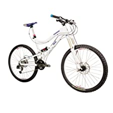 Mongoose Teocali Super Dual Suspension Mountain Bike (26-Inch Wheels)