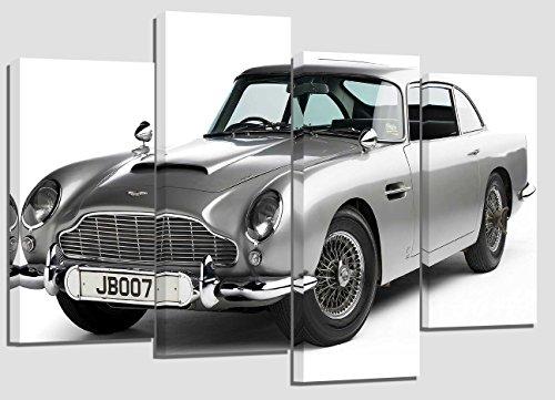 aston-martin-db5-set-of-4-new-canvas-split-prints-32x-20