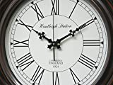 Roorkee Instruments Home Decor Antique Style Wall Clock ANTIQUE LOOK QUARTZ HIGH TORQUE MOVEMENT