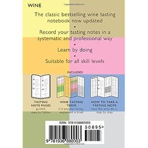 Wine Tasting Notebook Livre en Ligne - Telecharger Ebook