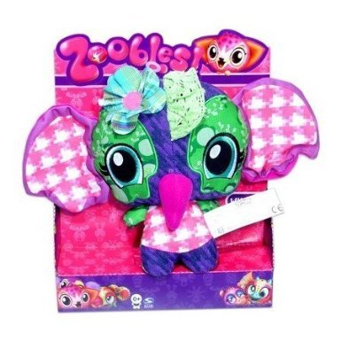 Zoobals! Pancake Plush Elephant Doll - Windal