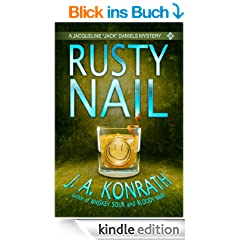 "Rusty Nail - A Thriller (Jacqueline ""Jack"" Daniels Mysteries Book 3) (English Edition)"