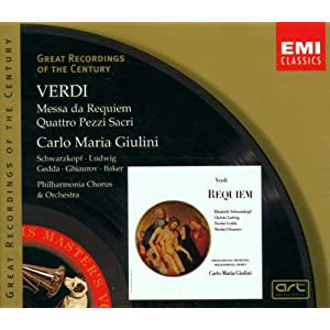 Amazon image of Carlo Maria Giulini recording