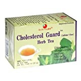 Health King  Cholesterol Guard Herb Tea, Teabags, 20 Count Box