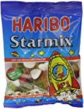 Haribo Starmix Bag 160 g (Pack of 12)
