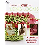 Learn to Knit on Long Loomsby Anne Bipes