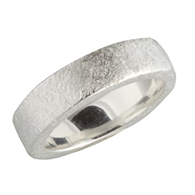 SKIELKA DESIGNSCHMUCK solid 925 Sterling Silver Ring 5,5mm - Goldsmiths Quality