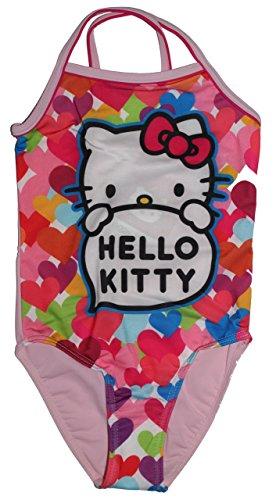 Hello Kitty -  Costume intero  - ragazza rosa 4 anni