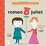 Romeo & Juliet: A BabyLit Counting Primer (BabyLit Books)