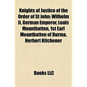 Knights Of Justice Of St John | RM.