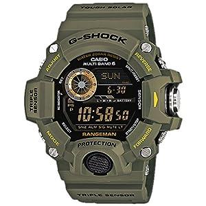 CASIO[カシオ] MODEL NO.gw9400-3 G-SHOCK Gショック RANGEMAN レンジマン 腕時計(gw-9400-3)[並行輸入品]