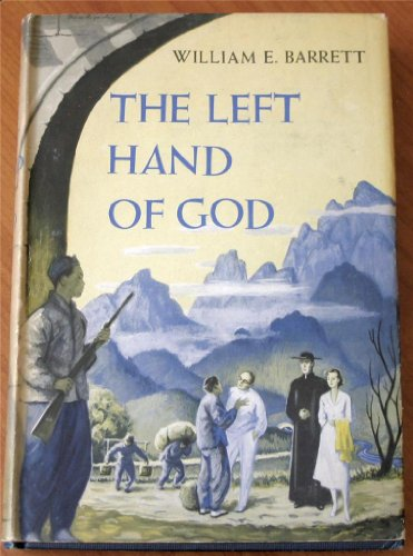 The Left Hand of God (1st Edition) PDF