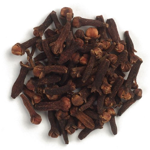 Frontier Cloves Whole Certified Organic, 16 Ounce