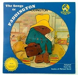 Paul Parnes Barry Macey The Songs Of Paddington Bear
